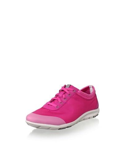 Rockport Women's Truwalk Zero II Wingtip Mesh Shoe