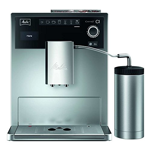 Melitta E 970-204 Caffeo CI Kaffeevollautomat (Cappuccinatore) thumbnail