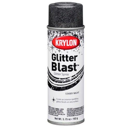 krylon-k03805-glitter-blast-starry-night
