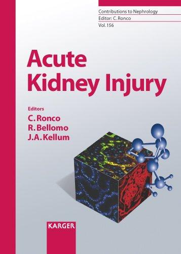 Acute Kidney Injury (Contributions to Nephrology, Vol. 156)