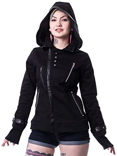 Poizen Industries Z Jacket Giacca da nero S