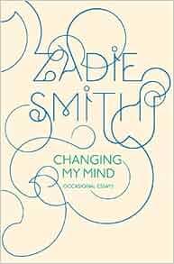 book of essays zadie smith