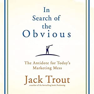 In Search of the Obvious Audiobook