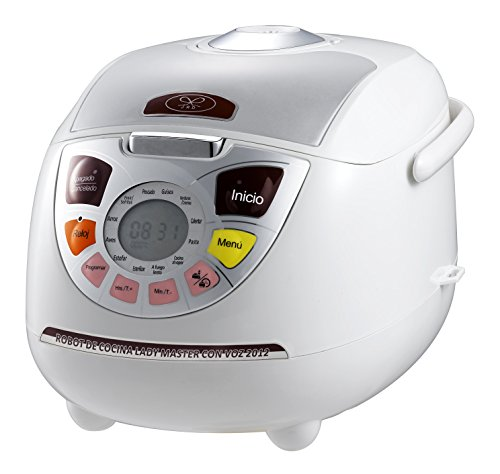 Robot-de-Cocina-Lady-Master-con-Voz