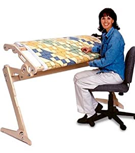 Grace Frame Start-Right EZ3 Fabric Fast Hand Quilting Frame-Plain