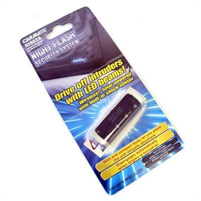 Night Flash Nz802A Led Theft Deterrent, Brilliant Blue
