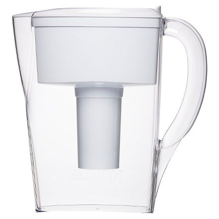 Brita Space Saver Water Filter Pitcher (Brita 48 Oz compare prices)