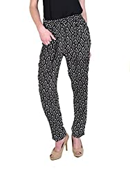 AZTEC STRAIGHT TROUSERS