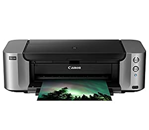 Canon PIXMA Pro-100 Wireless Color Professional Inkjet Printer with