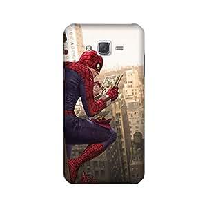StyleO Samsung Galaxy J5 2015 Edition Designer Printed Case & Covers (Samsung Galaxy J5 2015 Edition Back Cover) - Superhero Spiderman