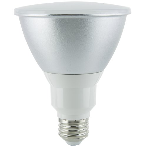Sunlite PAR30/LED/9W/W 120-volt Medium Base LED PAR30 Reflector Lamp, White