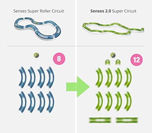 catit senses 2 0 super circuit animals pet supplies pet supplies supplies toys. Black Bedroom Furniture Sets. Home Design Ideas