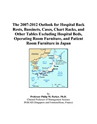 The 2007-2012 Outlook for Hospital Back Rests, Bassinets, Cases, Chart Racks, and Other Tables Excluding Hospital Beds, Operating Room Furniture, and Patient Room Furniture in Japan