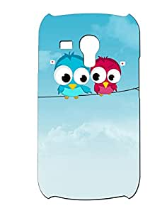Pickpattern Back cover for Samsung Galaxy S3 Mini i9192