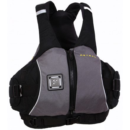 Astral Buoyancy Tempo 200 Personal Flotation Device Charcoal, L/XL