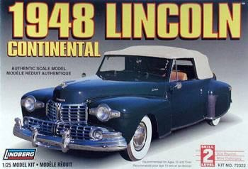 Lindberg 1/25 1948 Lincoln Continental Convertible - 72322 - Buy Lindberg 1/25 1948 Lincoln Continental Convertible - 72322 - Purchase Lindberg 1/25 1948 Lincoln Continental Convertible - 72322 (Lindberg, Toys & Games,Categories,Hobbies,Hobby Tools)