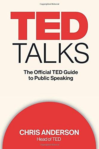 Ted Talks ISBN-13 9780544634497