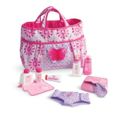 baby doll accessories diaper bag best deals and prices online. Black Bedroom Furniture Sets. Home Design Ideas