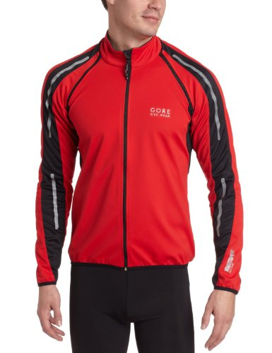 Gore Bike Wear Phantom Men's Jacket - Red, L