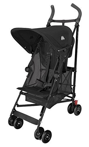 Discover Bargain Maclaren Volo Stroller, Black