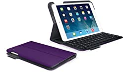 Logitech Ultrathin Keyboard Folio for iPad mini - Purple