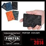 [ポーター]PORTER ワンダー WONDER パスケース 342-06039 ブラック/10