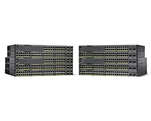 Cisco Catalyst WS-C2960X-24PD-L 24 Port Ethernet Switch
