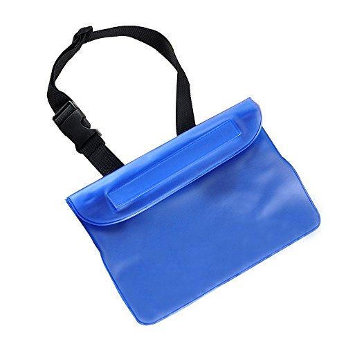 パラディニア(Paladineer) 防水ポーチ 3重チャック PVC素材 6色選びの商品画像