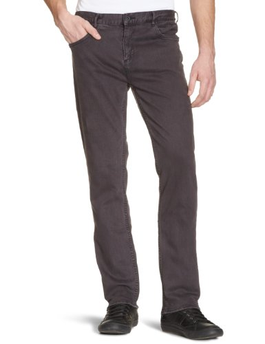 DC Shoes Pantaloni Jeans Straight, Uomo, 3 ovdyed black, 31