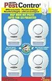 Lentek Pest Contro Ultrasonic Pest Repellers- 4 Pack