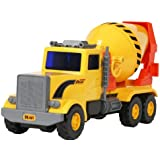 Tonka mighty motorized cement mixer toys games for Tonka mighty motorized cement mixer
