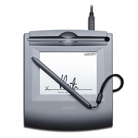 Tablette graphique et Stylets WACOM SIGN ET SAVE STU500 GRIS