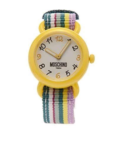 Moschino Teen Reloj Fashion Must Go On Multicolor