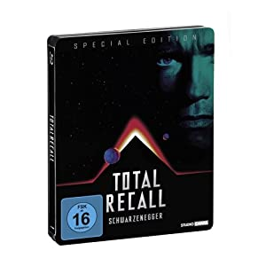 Total Recall-Totale Erinnerung Jubiläums-Edition [Blu-ray] [Import allemand]