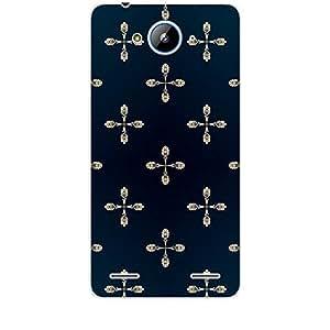 Skin4gadgets ROYAL PATTERN 16 Phone Skin for ZTE V5