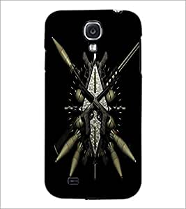 PrintDhaba Arms D-2031 Back Case Cover for SAMSUNG GALAXY MEGA 6.3 (Multi-Coloured)