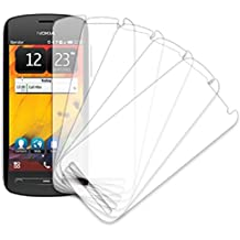 MPERO Nokia 808 PureView 5 Pack of Screen Protectors