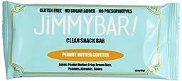 JimmyBar, Peanut Butter Clutter, 1.6 Ounce (Pack of 12)