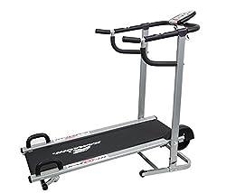 Krazy Kamachi Manual Treadmill (2 In 1)