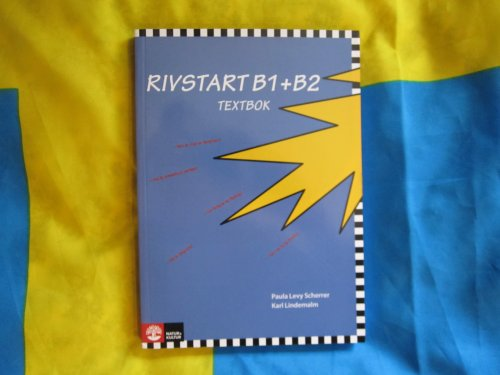 Rivstart: B1+B2 Book and CD ( MP3) (French Edition)
