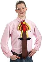 Forum Novelties Men's Novelty Turkey Neck Tie