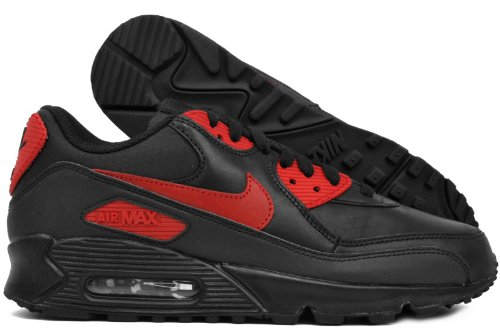 Nike Men's Air Max 90 Premium Running Sneaker