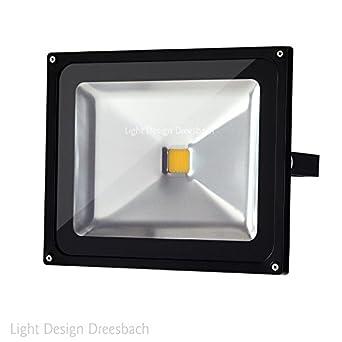 5er set led fluter strahler scheinwerfer flutlicht aussen ip65 cob 2400 lumen 30 watt 3000. Black Bedroom Furniture Sets. Home Design Ideas