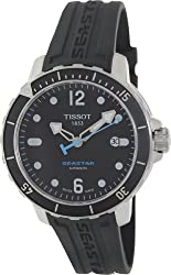 Tissot Seastar Automatic Black Dial Men's watch #T066.407.17.057.00