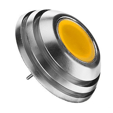 G4 2W Cob 160Lm 3000K Warm White Light Led Spot Bulb (Dc12V)