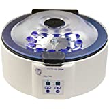ELMI CM-6MT Benchtop Swing Out Centrifuge - 12 x 15mL Rotor 6M Included, 100 to 3500 RPM