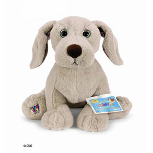 Webkinz Exclusive Plush Stuffed Animal Weimaraner