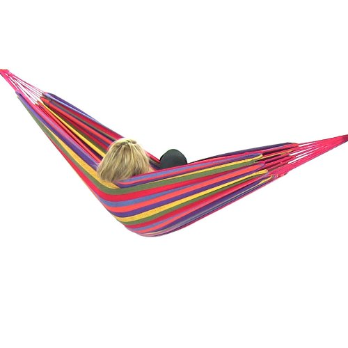 Tropical Double Brazilian Hammock front-417710