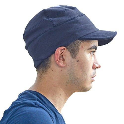 307954b16d720b Casualbox Mens Womens Cotton Sun Hat Visor UV Sweat Absorbing Summer Unisex  Light Gray