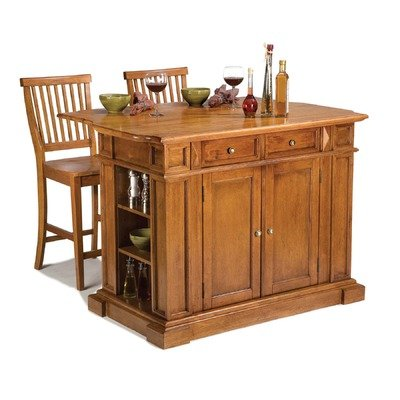 Cheap Home Styles 5004-948 Stools Kitchen Island (5004-948)